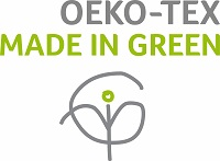 Made in Green by Oeko-Tex