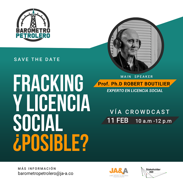 conferencia fracking