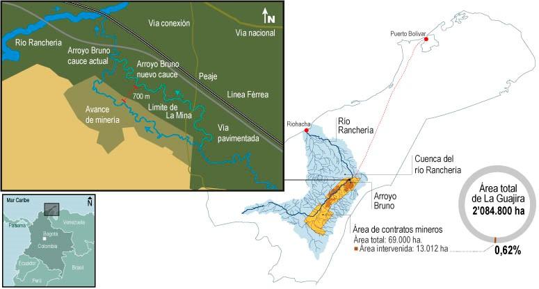 Los estudios ambientales del arroyo Bruno y las comunidades afectadas