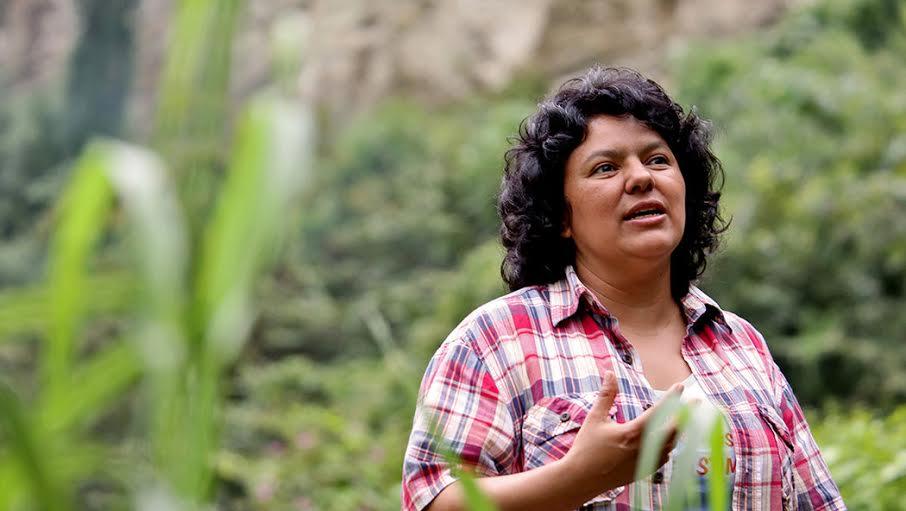 Detienen a presuntos asesinos de activista ambiental Berta Cáceres