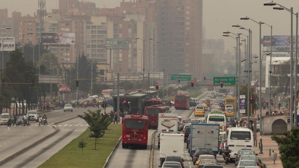 contaminaciónbogota